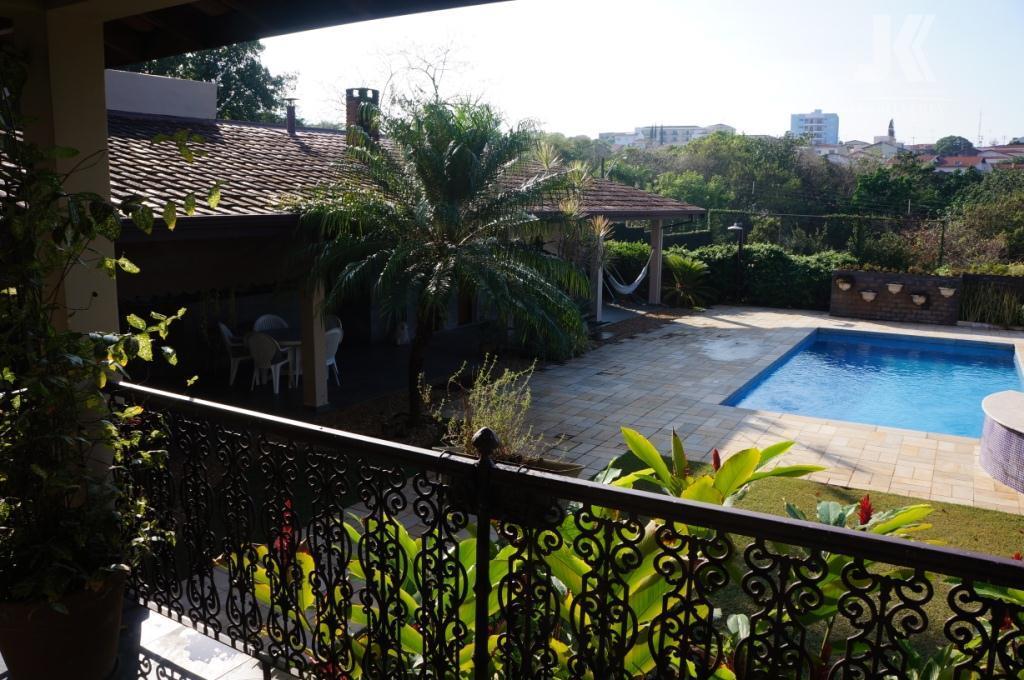 Casa residencial à venda, Jardim São Caetano, Jaguariúna.