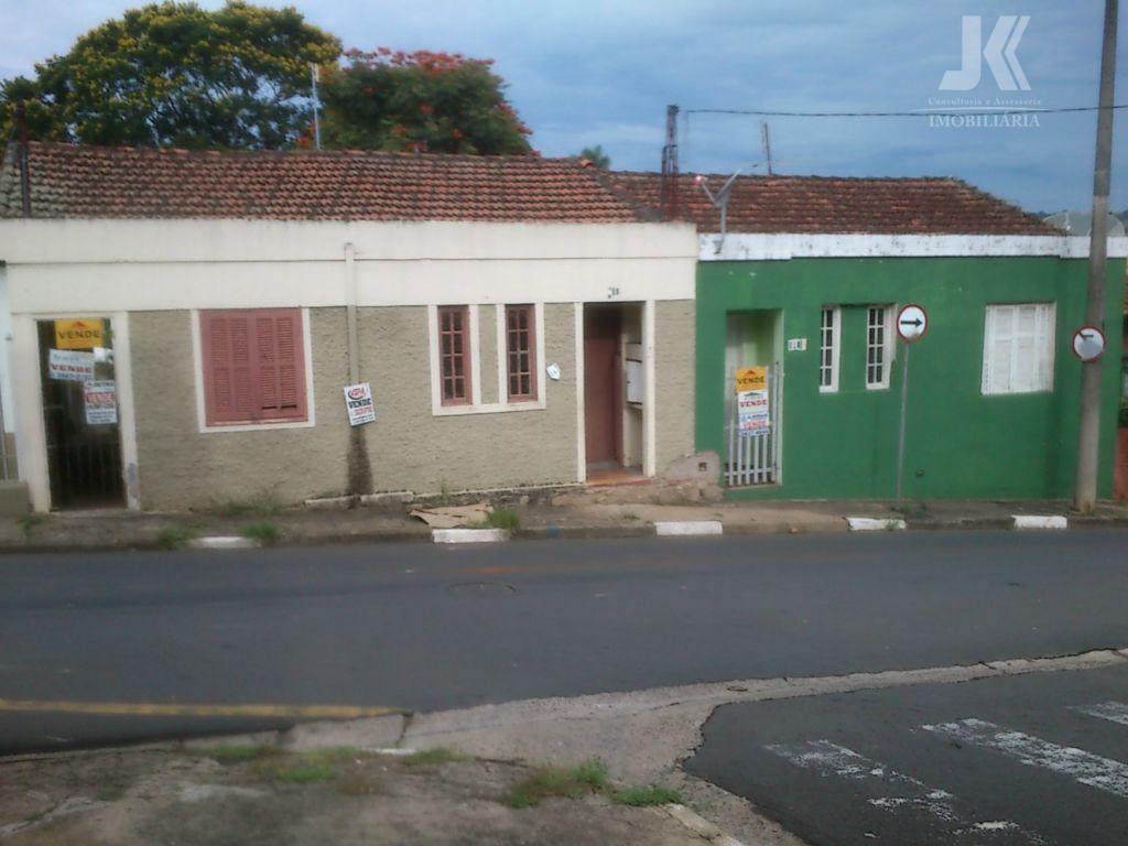 Casa residencial à venda, Centro, Jaguariúna.