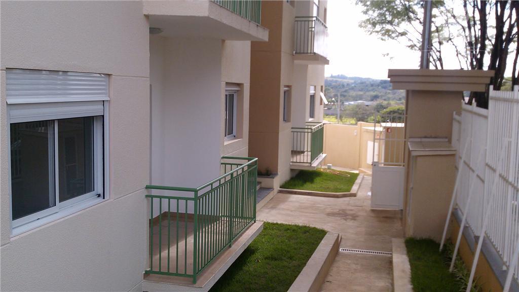 Apartamento residencial à venda, Jardim Santo Antônio, Jaguariúna - AP0545.