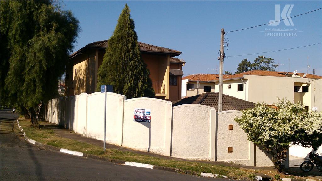 Casa residencial à venda, Dom Bosco, Jaguariúna - CA2133.
