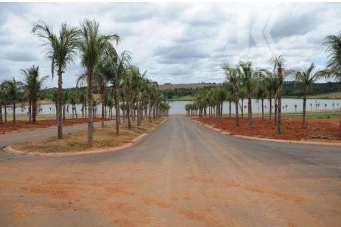 Terreno residencial à venda, condomínio residencial Lago da Barra, Jaguariúna.