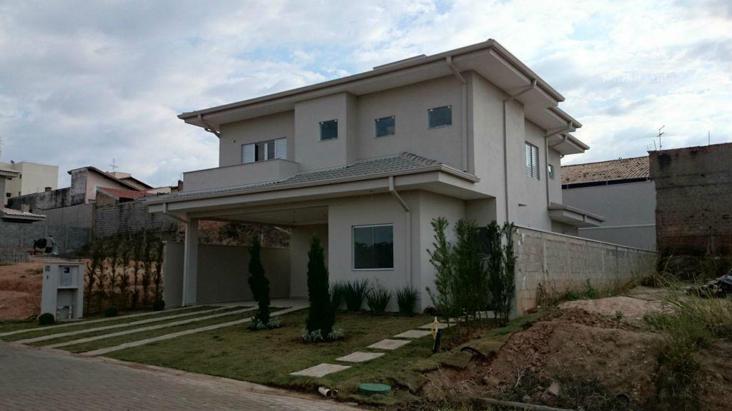 Casa residencial à venda, Condomínio Paulista, Jaguariúna - CA2263.