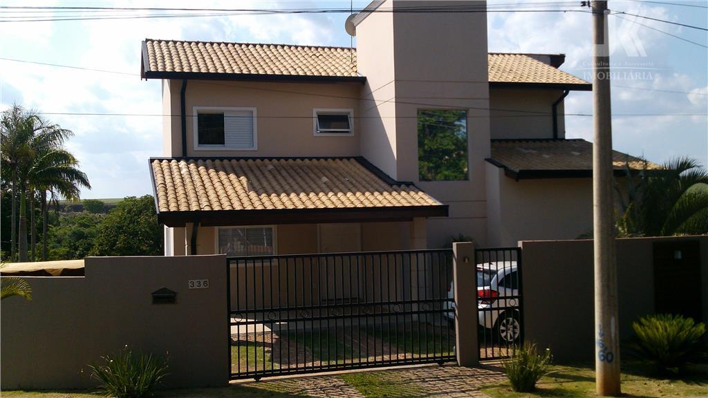 Casa residencial para venda e locação, Parque Ana Helena, Jaguariúna - CA2303.