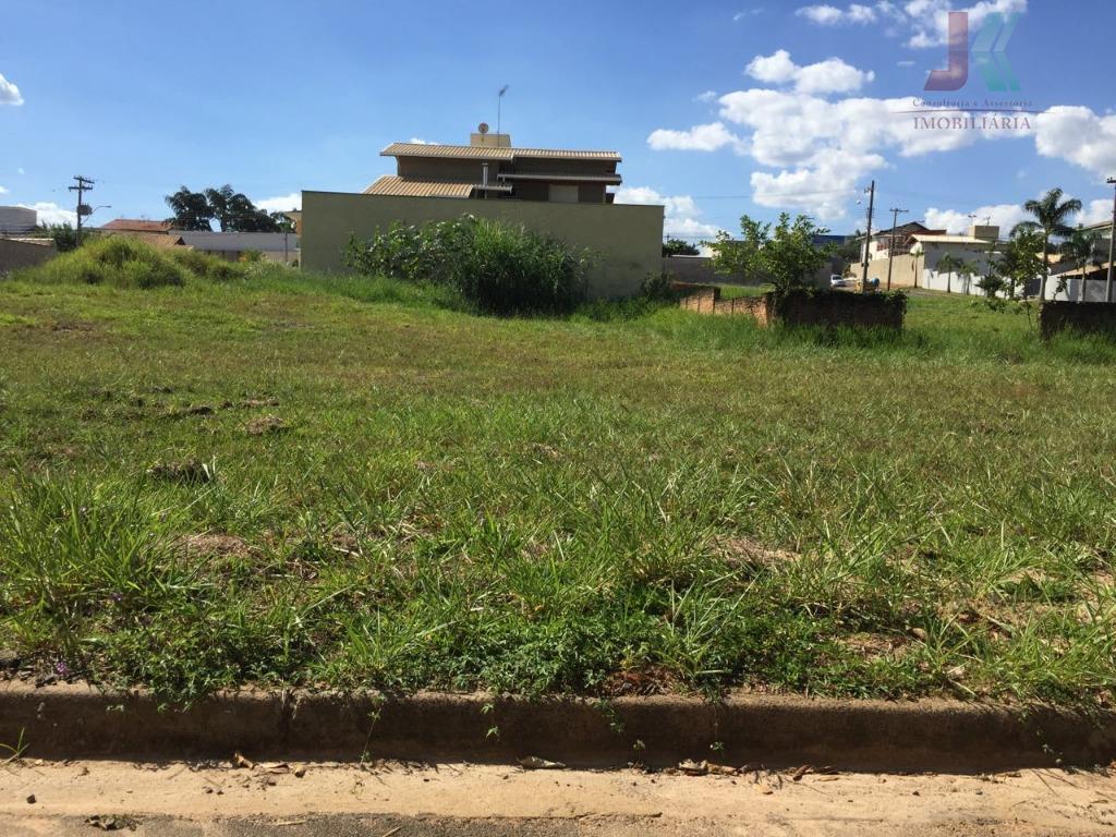 Terreno  residencial à venda, Estância das Flores, Jaguariúna.