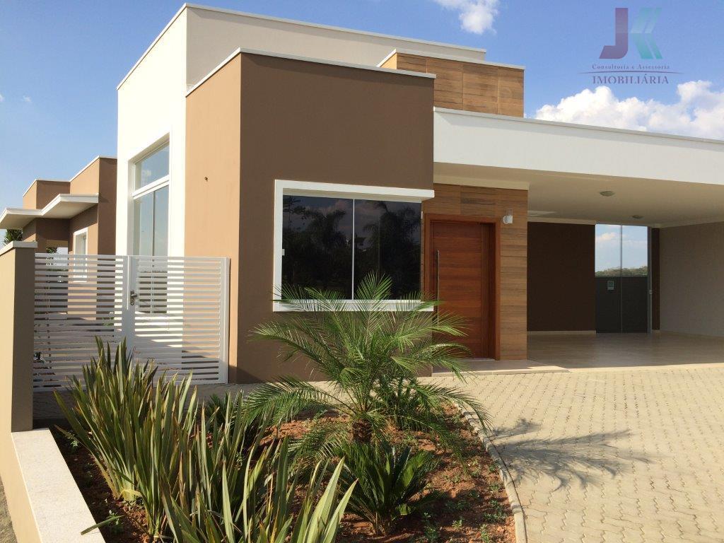 Casa  residencial à venda, Condomínio Flor D'Aldeia, Holambra-SP