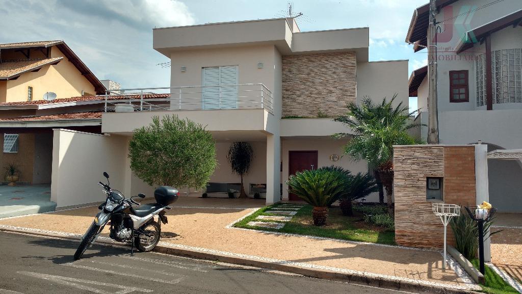 Casa residencial à venda, Jardim Primavera, Jaguariúna.
