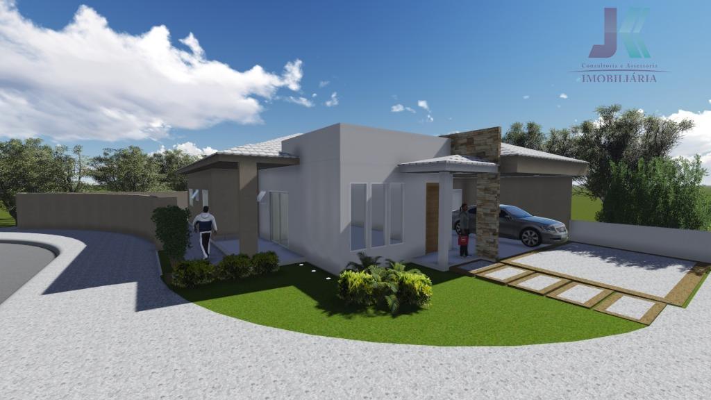 Casa residencial à venda, Condominio Panini, Jaguariúna.
