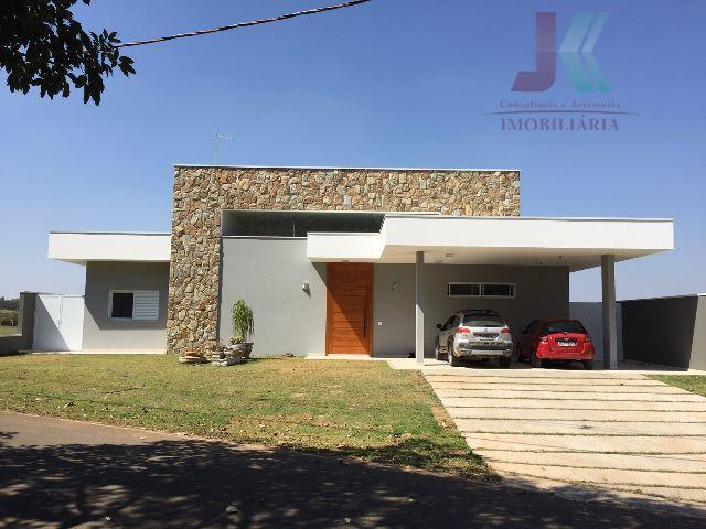 Chácara residencial para venda e locação, Condomínio Plazza Ville, Jaguariúna.