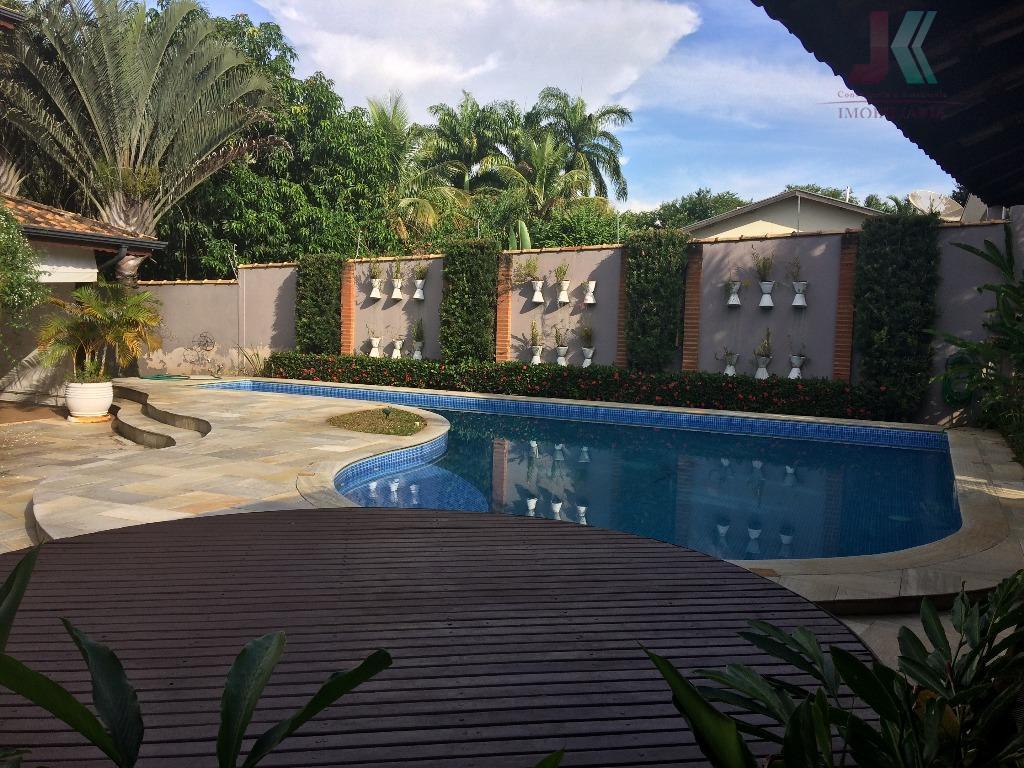 Chácara residencial à venda, Parque Ana Helena, Jaguariúna.