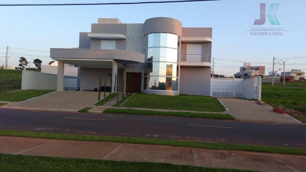 Casa residencial à venda, Condomínio Residencial Lago da Barra, Jaguariúna.