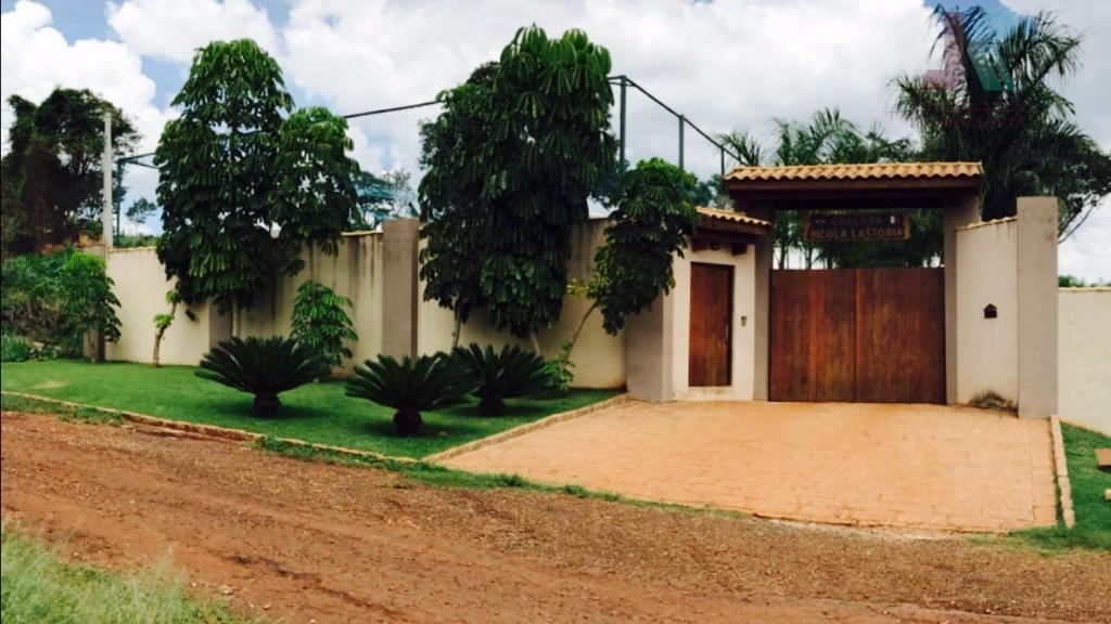 Chácara residencial à venda, Bananal, Campinas.