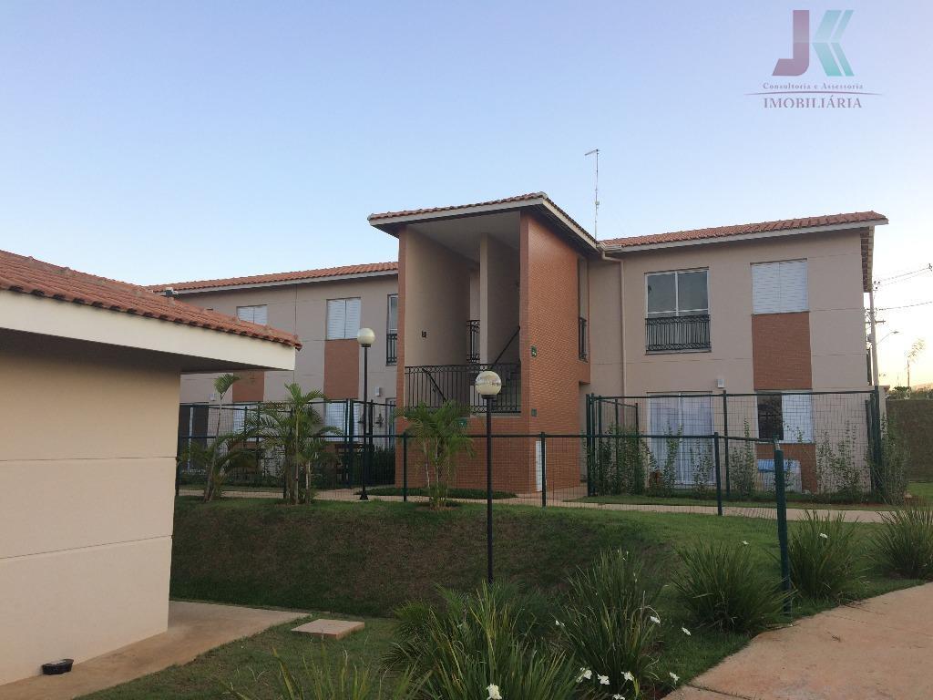 Apartamento residencial à venda, Vargeão, Jaguariúna.