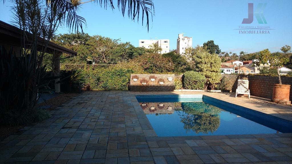 Casa residencial para venda e locação, Jardim São Caetano, Jaguariúna - CA1955.