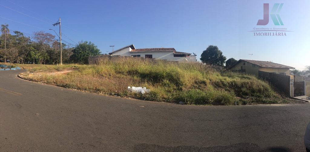 Terreno residencial à venda, Nova Jaguariúna, Jaguariúna.