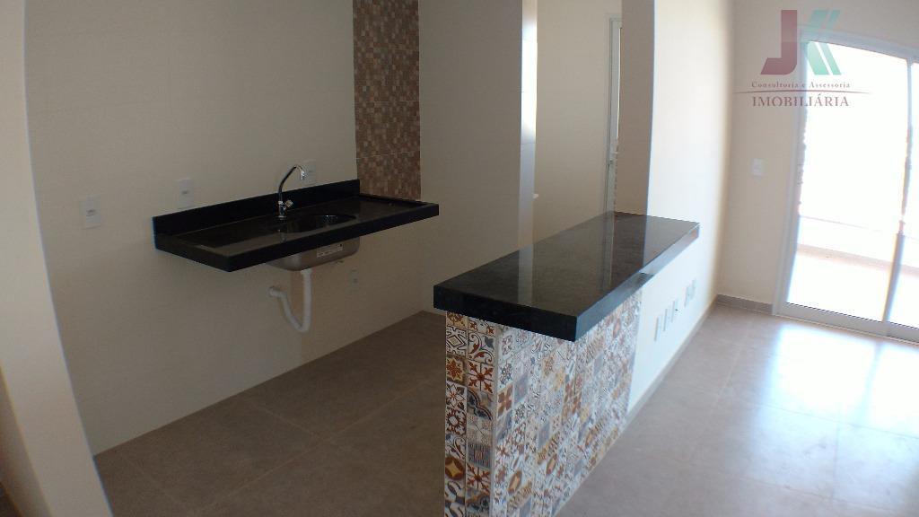 apartamento residencial a venda, novissimo, ótima localização, fino acabamento, a duas quadra do famoso parque dos...