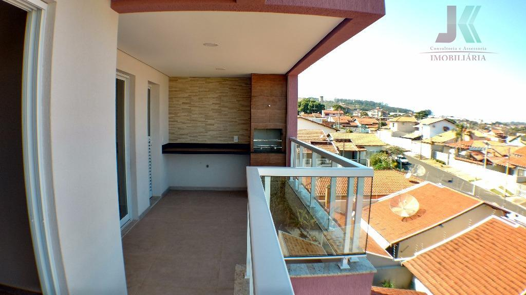 Apartamento residencial à venda, Jardim Santa Mercedes, Jaguariúna - AP0715.