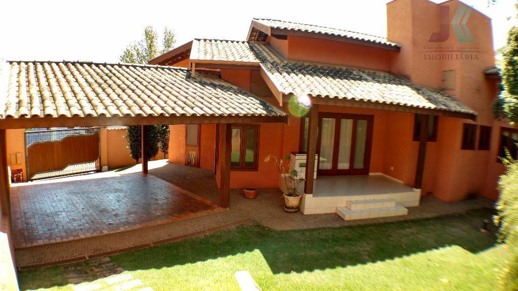 Casa residencial à venda, São Pedro, Jaguariúna - CA2605.