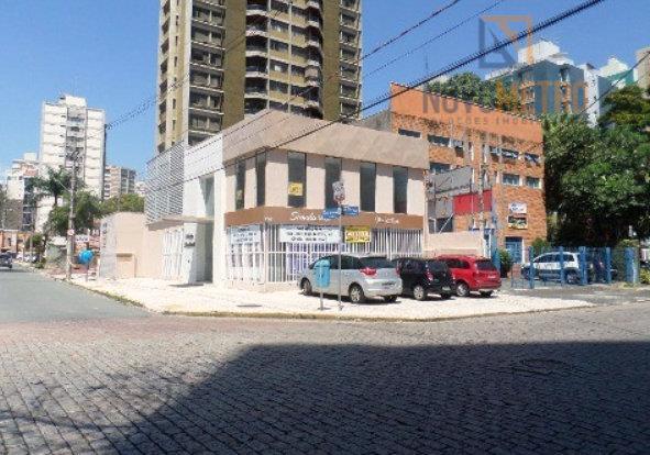 Prédio comercial para locação, Cambuí, Campinas.