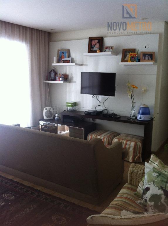 Apartamento  à venda, Vila Brandina Campinas  próximo ao Shopping Iguatemi, Campinas - AP0815.