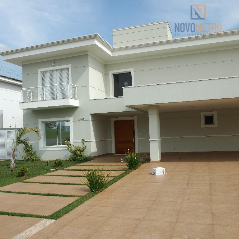 Casa residencial para locação, Residencial Parque Das Araucárias, Campinas.
