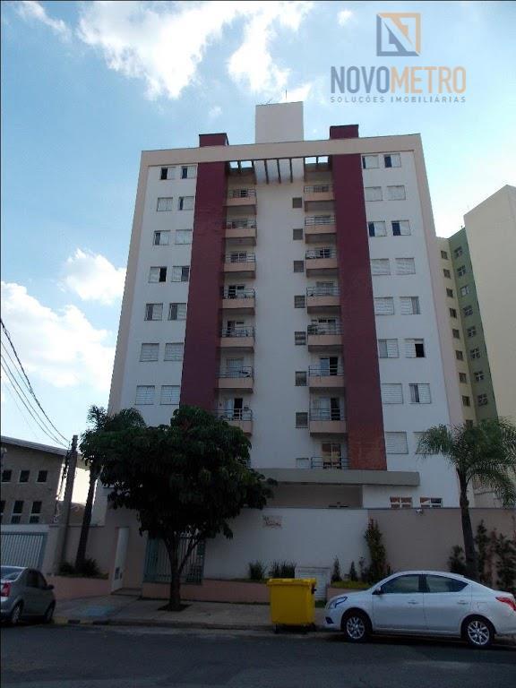 Apartamento à venda, Vila Industrial, Campinas.
