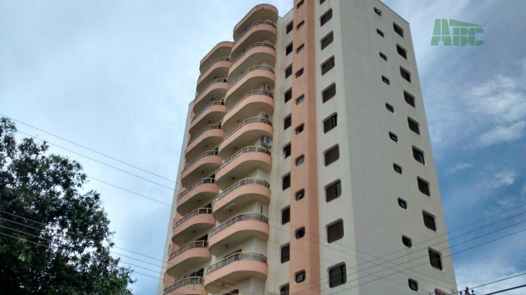Apartamento  residencial à venda, Jardim Bela Vista, Cosmópolis.
