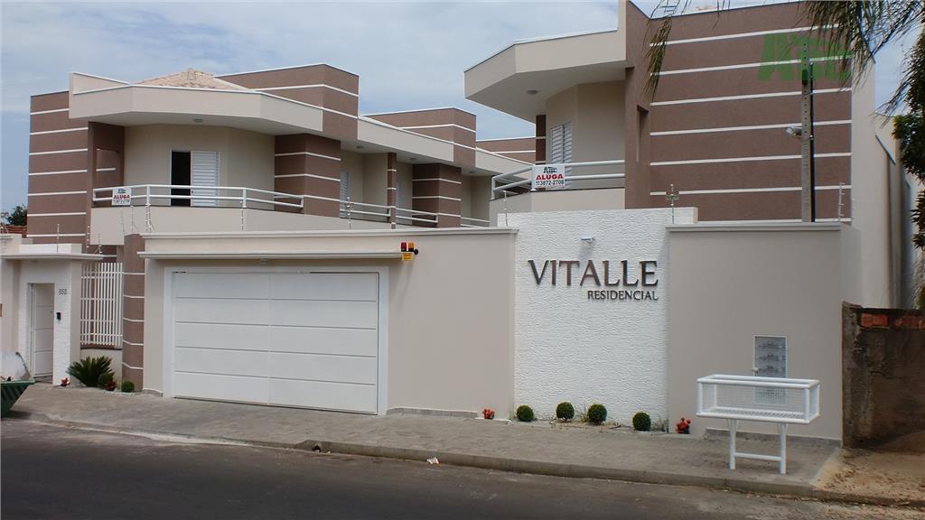 Apartamento residencial à venda, Centro, Cosmópolis - AP0021.
