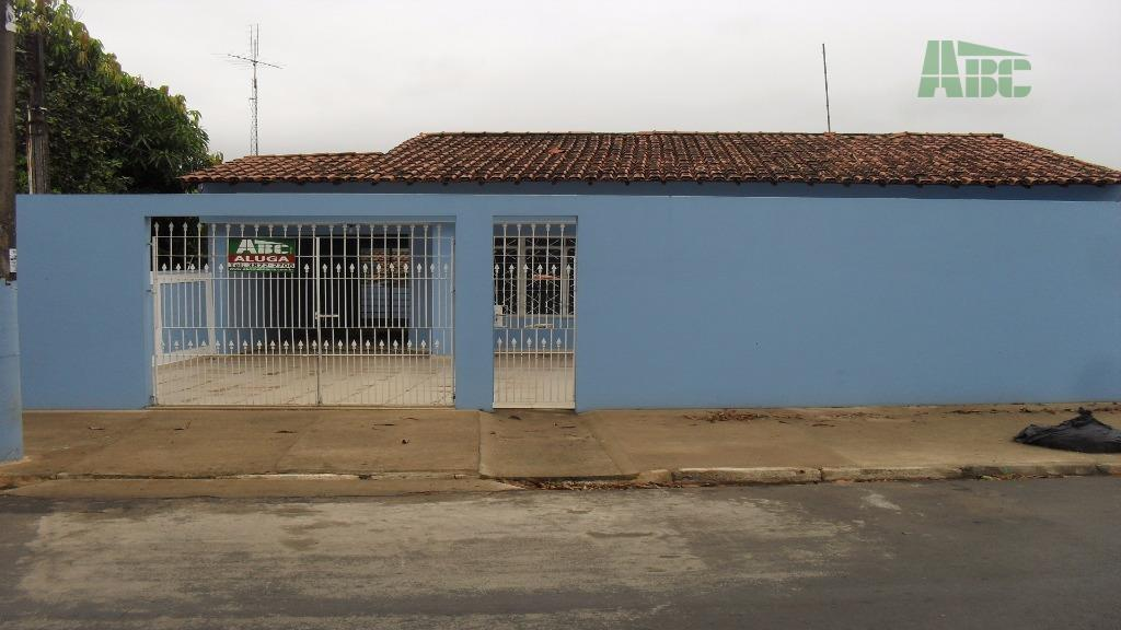 Casa  residencial para locação, Bela Vista IV, Cosmópolis.