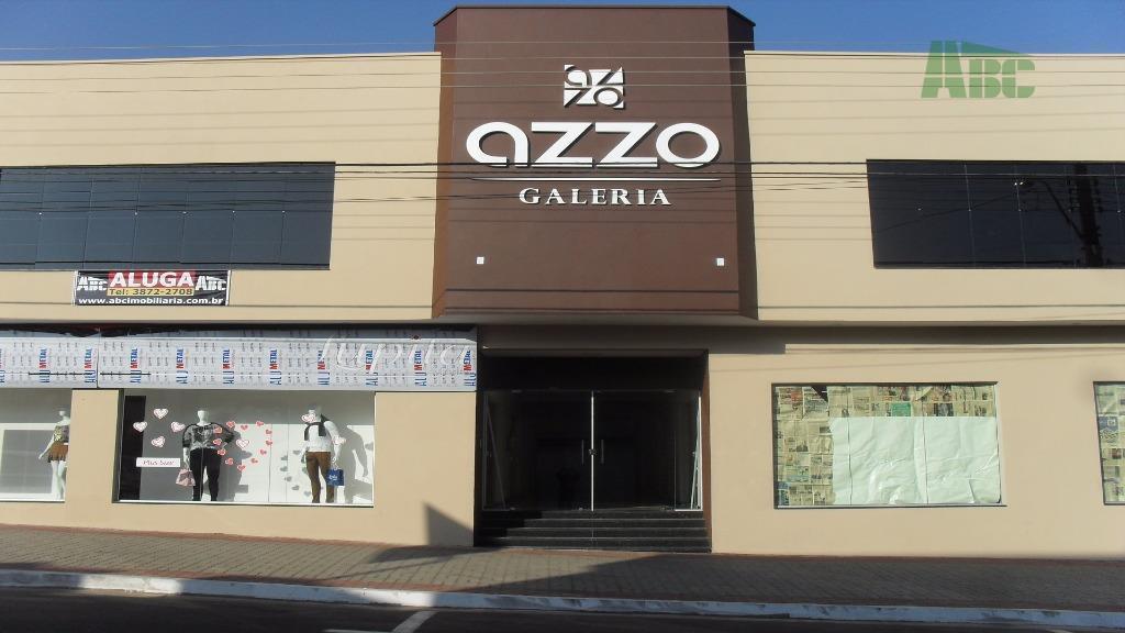 Sala  comercial para locação, Centro, Cosmópolis.