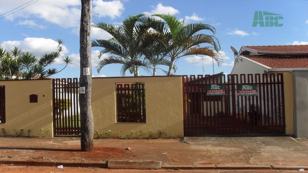 Casa  residencial à venda, Jardim dos Scursonis, Cosmópolis.
