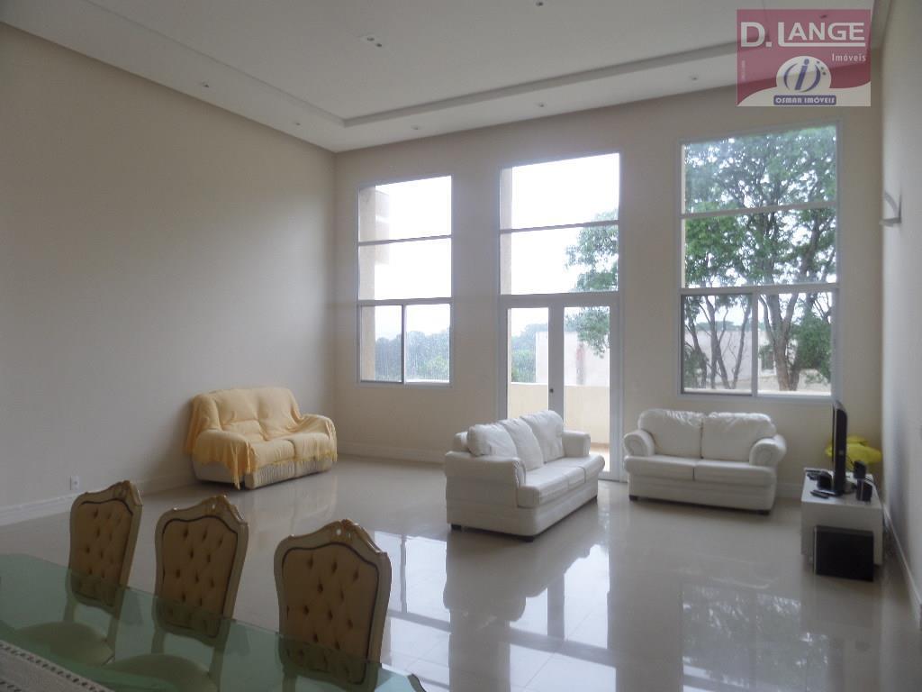 Sobrado  residencial à venda, Condomínio Portal do Lago, Valinhos.