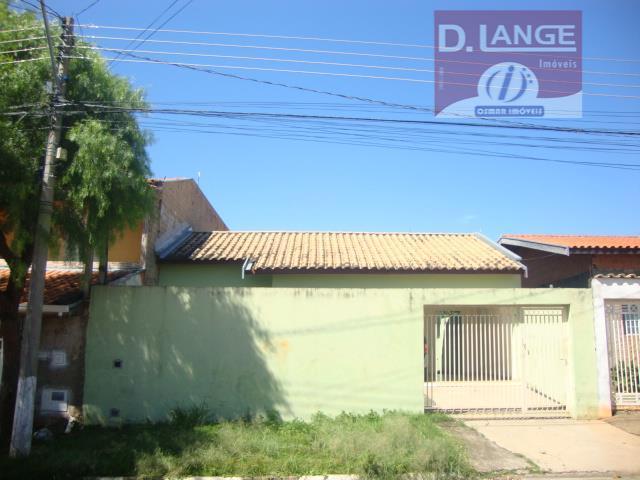 Casa residencial à venda, Residencial São José, Paulínia - CA0231.