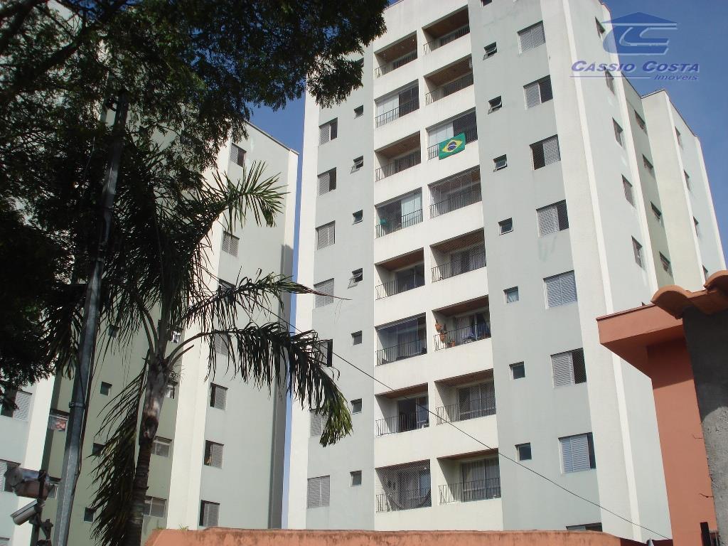 Apartamento com 2 dormitórios à venda, 53 m² por R$ 365.000 - Vila Matilde - São Paulo/SP