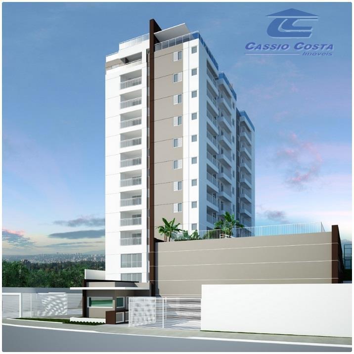 Apartamento com 2 dormitórios à venda, 58 m² por R$ 370.000 - Vila Matilde - São Paulo/SP