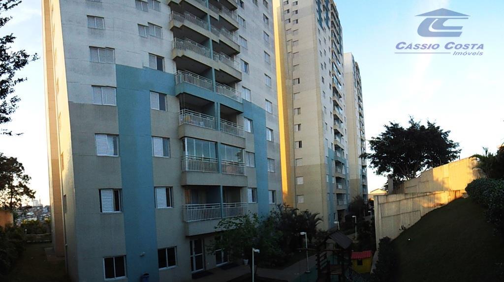 Apartamento com 3 dormitórios à venda, 67 m² por R$ 430.000 - Vila Matilde - São Paulo/SP