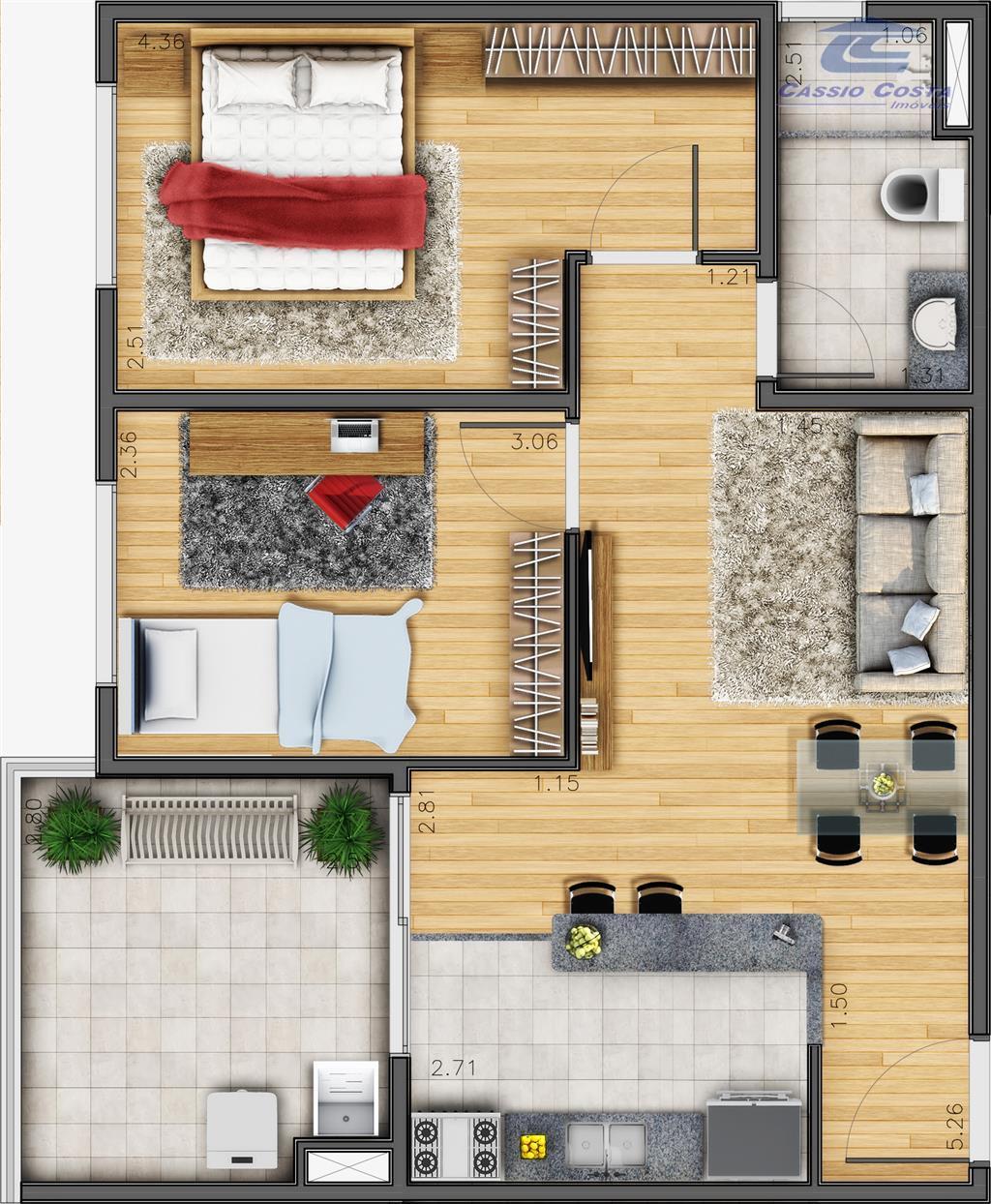 apartamentos na penha, em localização privilegiada próximo à estação de metrô vila matilde, hospital são carlos,...