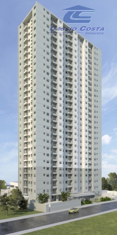 Apartamento com 2 dormitórios à venda, 47 m² por R$ 270.000 - Vila Curuçá - São Paulo/SP