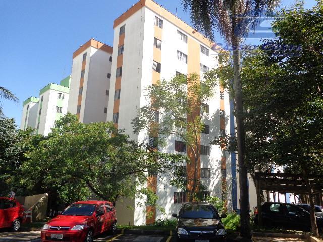 Apartamento à venda, 48 m² por R$ 203.000,00 - Vila Carmosina - São Paulo/SP