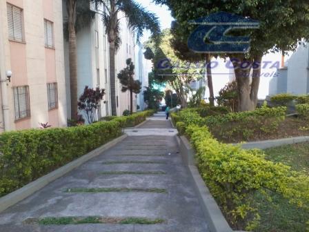 Apartamento à venda, 53 m² por R$ 175.000,00 - Vila Carmosina - São Paulo/SP