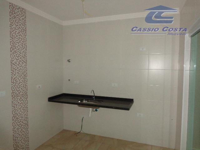 sobrados em condomínio fechado no parque boturussu, unidades com 68m² de área útil com as seguintes...