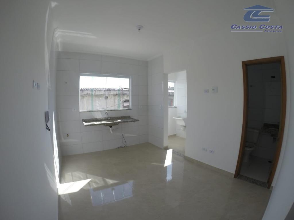 Apartamento à venda, 35 m² por R$ 159.000,00 - Cidade Patriarca - São Paulo/SP
