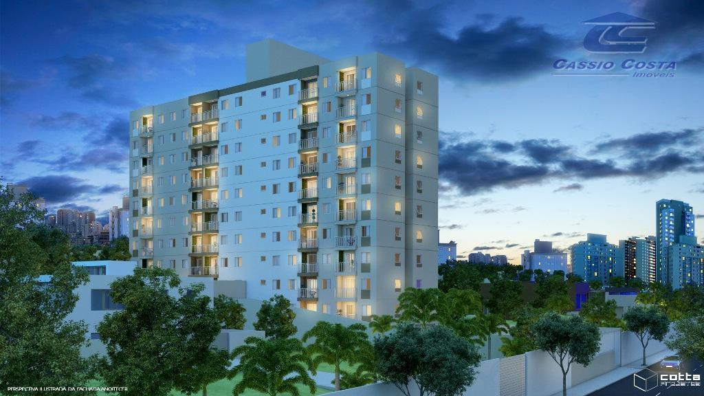 Apartamento com 2 dormitórios à venda, 39 m² por R$ 172.000 - Vila Carmosina - São Paulo/SP