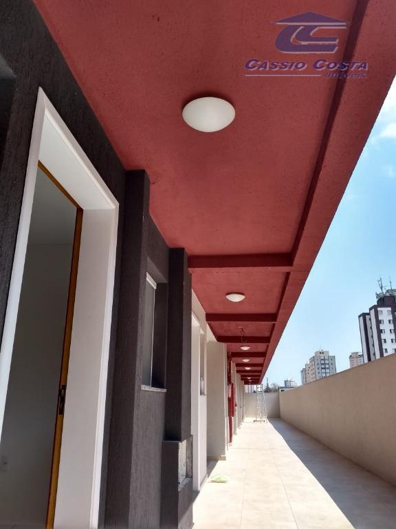 Apartamento com 1 dormitório à venda, 31 m² por R$ 195.000 - Vila Esperança - São Paulo/SP