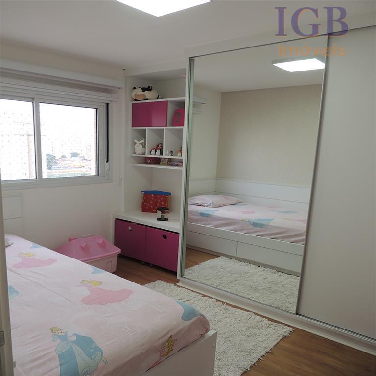mandaqui: fantástico condomínio, próximo ao shopping santana e avenidas!lindo apto. 2 anos de uso, totalmente decorado...