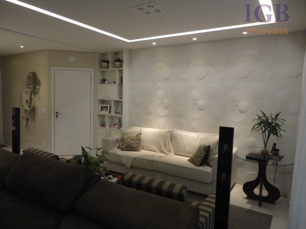 Apartamento residencial à venda, Santana, São Paulo - AP1061.