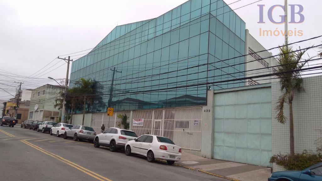 Prédio à venda, 7781 m² por R$ 22.500.000 - Vila Baruel - São Paulo/SP
