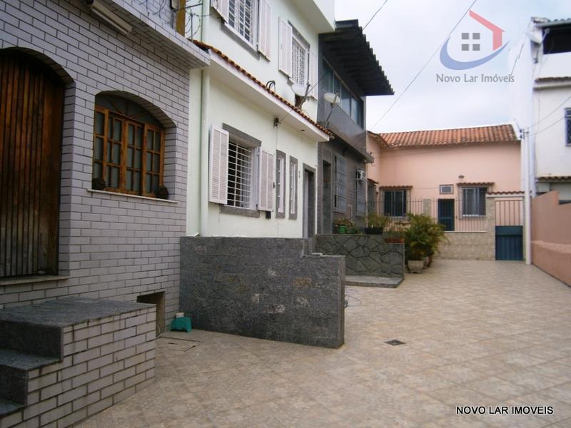 excelente casa de vila triplex em santa teresa próximo ao largo das neves e sambódromo,com acesso...