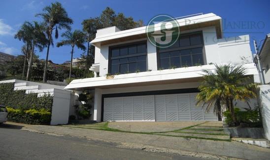 Casa residencial à venda, Parque Vivaldi Leite Ribeiro, Poços de Caldas.