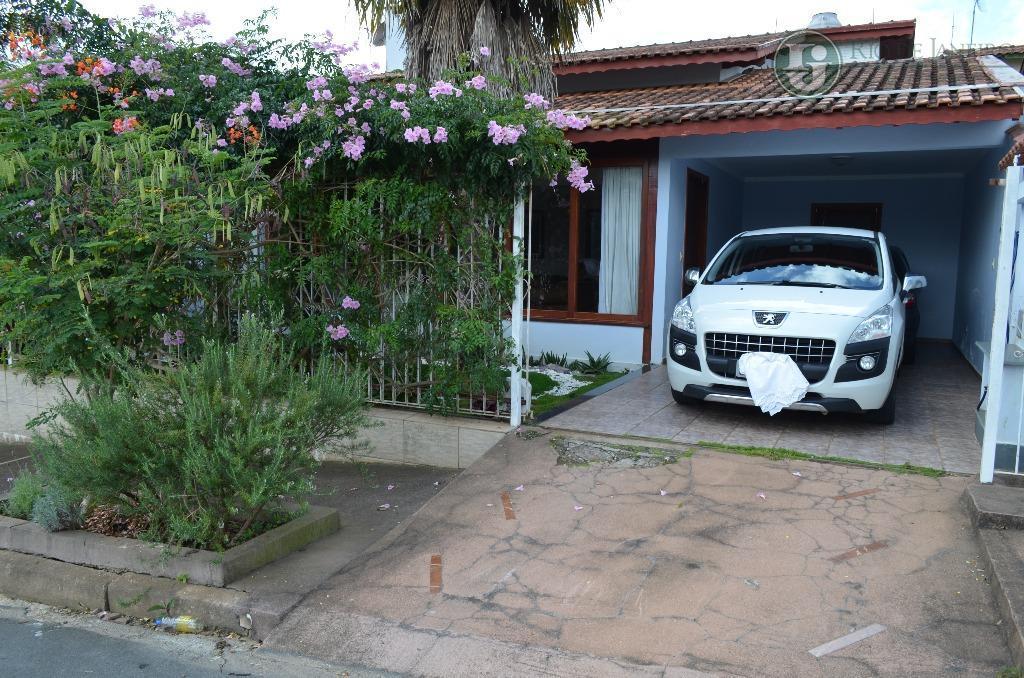 Casa residencial à venda, Jardim Campos Elísios, Poços de Caldas.