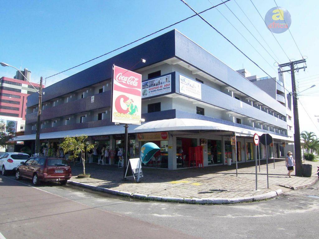 Apartamento  temporada para locação, Centro, Guaratuba.